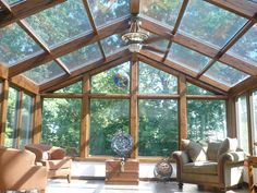 Glass Roofs for Homes | EXCLUSIVE CONSERVAGLASS PROTECTS THE ROOM FROM ULTRA VIOLET DAMAGE