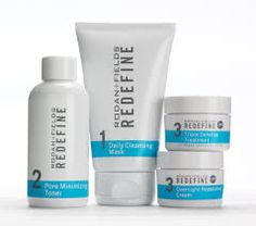 These are the main products in the Redefine line.