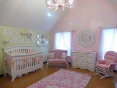 vintage baby ROOM
