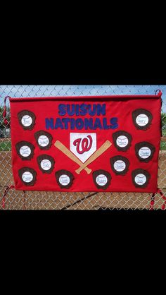 Baseball Banner made by yours truly! :)