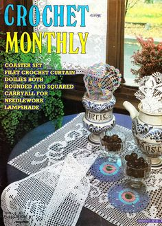 Crochet Magazine by JenWuu on Pinterest Picasa, Crochet Summer and ...