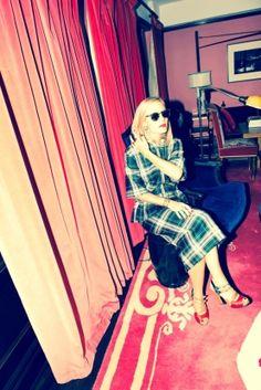 Kate Foley | The Coveteur #lierac #lieracskin #fallstyle #fall #fashion #style #beauty