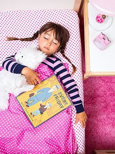 Getting your kid to bed early has more benefits than just a few hours of quiet time at night.