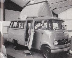 Mercedes - Westfalia 1967