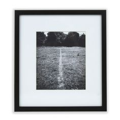 Richard Long Line Made By Walking | Framed prints | Tate Shop