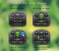 Arach Xion Skin by `essorant on deviantART