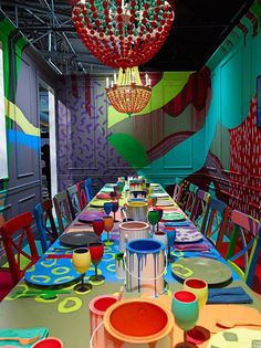 The Most Memorable Tables at DIFFA's Dining by Design : Architectural Digest