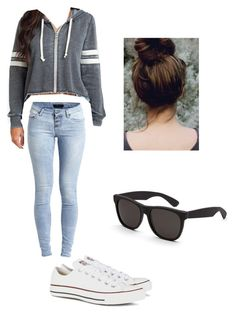 """Airport outfit #3"" by janelleeeyyy1 ❤ liked on Polyvore"