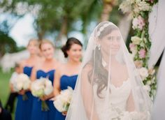 Photography: Jana Morgan Photography - janamorgan.com Wedding Planner http://www.hawaiianweddings.net Read More: http://www.stylemepretty.com/2014/01/23/maui-destination-wedding-at-the-sugarman-estate/