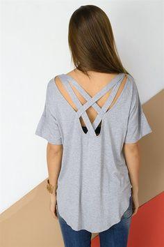 RELISH CLOTHING www.relishclothing.com I like it just not in blue. Maybe grey or black