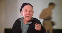 You'll be able to spit nails, kid. Like the guy says, you're gonna eat lightning and you're gonna crap thunder. You're gonna become a very dangerous person…(Mickey Goldmill)...…Rocky