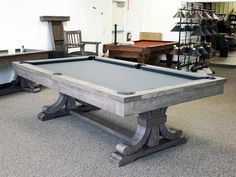 Pool Table (Indoor)   Gilt Home | For The Home | Pinterest | Pool Table,  Indoor Pools And Game Rooms