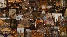 hogwarts aesthetic wallpaper