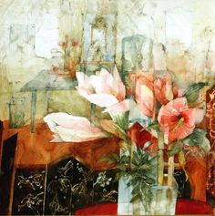 Love it! A Watercolor Artist Who Rejects the Boring > Shirley Trevena, featured at ArtistsNetwork.com. #watercolor #watercolour #paintings #art
