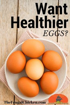 If you have hens, then you should be feeding these 5 real food dietary supplements to increase the omega 3s in your chicken eggs and reduce cholesterol and bad fats. These are pantry staples you likely already have, and won't cost you another dime.