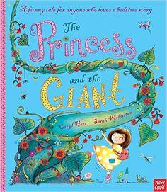 The Princess and the Giant: Caryl Hart, Sarah Warburton: 9780763680077: Amazon.com: Books