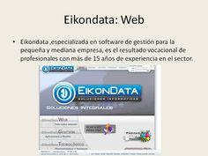 Eikondata - Web
