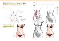 Drawing Female Body, Human Figure Drawing, Figure Drawing Reference, Art Reference Poses, Female Reference, Body Reference, Anatomy Reference, Anatomy Sketches, Anatomy Drawing