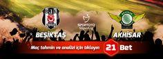 Beşiktaş - Akhisar Iddaa Analizi #iddaa #tahmin