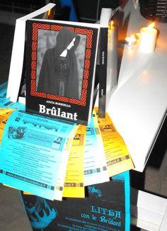 """Presentazione """"Brûlant"""" di Anita Borriello - #riccione #spiaggia #mare #libri"""
