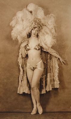 exotic dancer     1920