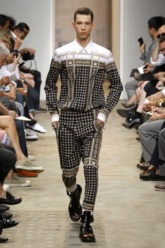 Givenchy | Spring 2010 Menswear Collection | Style.com