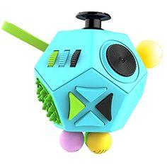 1 BLUE ELEPHANT soft stress ball squishy autism fidget squeeze finger toy