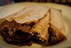 New Mexican dishes for every month of the year: December = Tamales Mexican Dishes, Mexican Food Recipes, Best Restaurants In La, Homemade Tamales, Mexican Tamales, Cafe Gratitude, Tamale Recipe, New Mexican, Months In A Year