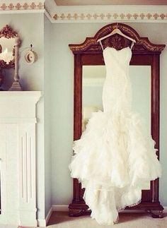 Perfect wedding dress!!