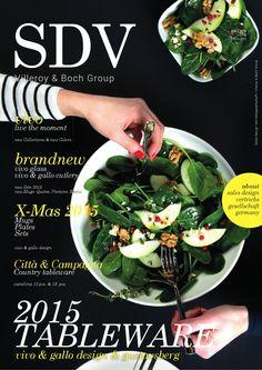 Sales Design Tableware 2015