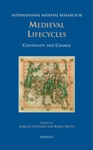 Medieval Life Cycles - Continuity and change - book Cover Medieval Histories