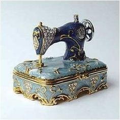 These beautiful blue trinket boxes add a classy touch to any room. You'll love the big selection of blue trinket boxes showcased here.    These...