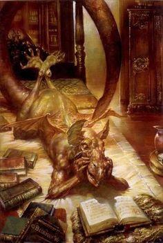 3d Fantasy, Fantasy Women, Fantasy Races, Fantasy Dragon, Fantasy Artwork, Magical Creatures, Fantasy Creatures, Breathing Fire, Dragon's Lair