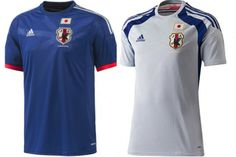 Uniforme Japão Copa do Mundo 2014