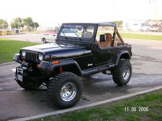 SUV Jeep Wrangler YJ AMC 258 R& 1988 sale ad located in. Estonian largest database of buying and selling ads. Chevy Diesel Trucks, Chevrolet Trucks, Chevrolet Impala, Ford Trucks, Lifted Trucks, 1957 Chevrolet, 4x4 Trucks, Truck Accesories, Jeep Accessories