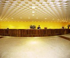 Hotel Camino Real, Ciudad de México. 1968. Arquitecto Ricardo Legorreta, colaboradores Luis Barragán, Matías Göeritz.