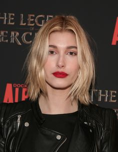 Lately, I have been loving short hair but I absolutely adore Hailey Baldwin's haircut! My hair is currently a couple inches longer than my shoulder but I want to make the leap to short hair and Ha...