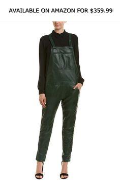 a296524dc007 Rue La La — Zadig   Voltaire Sydney Leather Overall