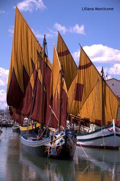 Museo della Marineria #cesenaticobellavita See more at www.blog.lilianamonticone.com Cesenatico, province of Forli Cesena, Emilia Romagna region Italy
