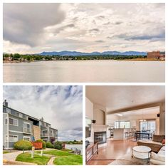 1f995d7145 Here s your chance to live right ON the lakefront of Hidden Lake. This mid-