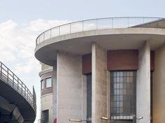 1933-35 GENOVA MERCATO DEL PESCE Corso Quadrio 4, by MARIO BRACCIALINI