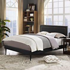Jessamine Upholstered Platform Bed
