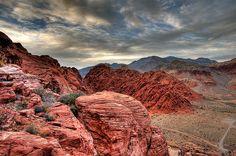 Red Rock Canyon, Nevada USA