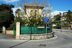 Bordighera (IM) - Villino Nadenbousch