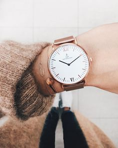 Earth tones & rose gold arm candy. Want want want! - pinterest: • @febbychelle •