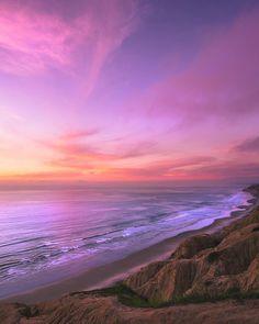 Sunsets in San Diego 💞 cc: @erubes1