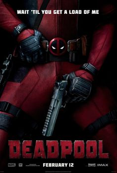 Deadpool 2016 ‧ Fantasy& fiction film ‧ Play Tomatoes Wade Wilson (Ryan Reynolds) is a former Special F. Deadpool Movie 2016, Deadpool Movie Poster, Deadpool 2016, Poster Marvel, Deadpool Quotes, Deadpool Series, Deadpool Superhero, Movie Posters, Deadpool Wallpaper