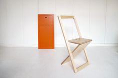 收起來也好看的折疊椅 | MyDesy 淘靈感