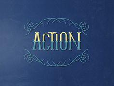 Action // Courtney Blair