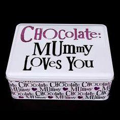 Mummy's Chocolate Tin - The Supermums Craft Fair